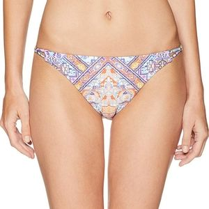Nanette Lepore Festival Hipster Bikini Bottom
